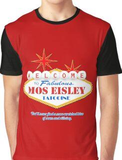 Las Eisley 2 Graphic T-Shirt