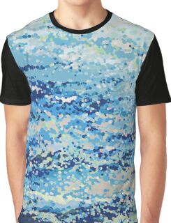 Bubbling - Dotted Series Graphic T-Shirt