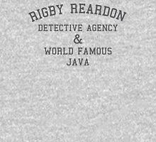Rigby Reardon Detective Agency Unisex T-Shirt