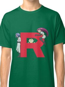 Team Rocket - Pokémon Classic T-Shirt