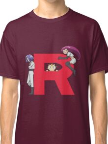 Team Rocket - Pokémon Classic T-Shirt