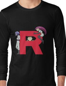 Team Rocket - Pokémon Long Sleeve T-Shirt