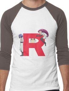 Team Rocket - Pokémon Men's Baseball ¾ T-Shirt