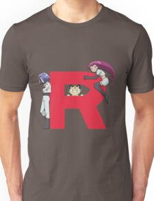 Team Rocket - Pokémon Unisex T-Shirt