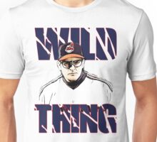 Wild thing - Rick Vaughn Unisex T-Shirt