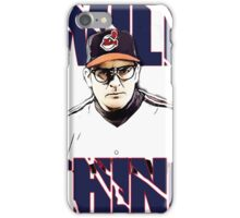 Wild thing - Rick Vaughn iPhone Case/Skin