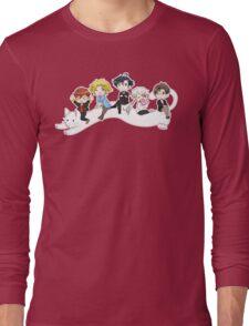 Mystic Messenger Longcat Long Sleeve T-Shirt