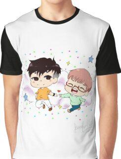 Hidoku Shinaide Graphic T-Shirt