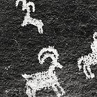 Wolf Ranch rock art .5 by Alex Preiss
