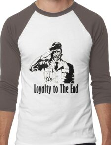 Metal gear solid 3 Men's Baseball ¾ T-Shirt