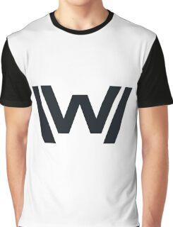 Westworld Logo Graphic T-Shirt