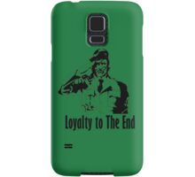 Metal gear solid 3 Samsung Galaxy Case/Skin