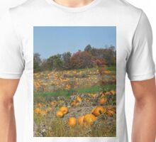 The pumpkin patch Unisex T-Shirt