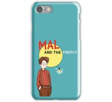 Mal and the firefly iPhone Case/Skin