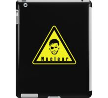 Nuclear Metal gear Solid V The Phantom Pain iPad Case/Skin