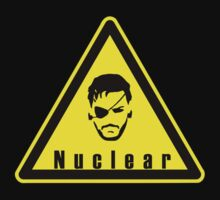 Nuclear Metal gear Solid V The Phantom Pain by REMiXER