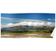 Black Combe,The Lake District Poster