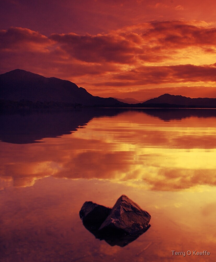 killarney sunset.... by Terry O Keeffe