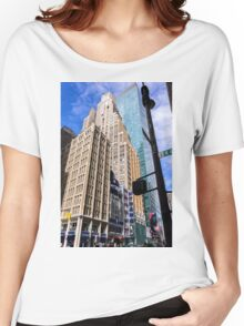 The Colors of Broadway I Women's Relaxed Fit T-Shirt
