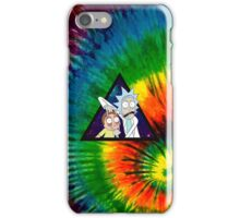 Trippin Rick 2. iPhone Case/Skin