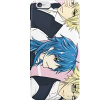 DMMD: Gents iPhone Case/Skin