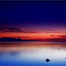 Sunset Over Slieve Mish. by Terry O Keeffe