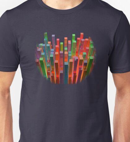 Colours explosion Unisex T-Shirt