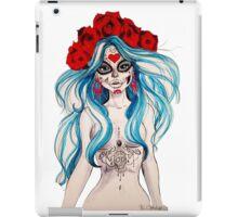 Calavera iPad Case/Skin