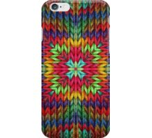 Knitter 1 iPhone Case/Skin