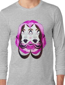 The Siamese Alien Princesses Long Sleeve T-Shirt