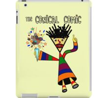 The Conical Comic iPad Case/Skin