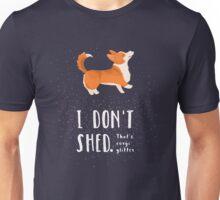 Corgi Glitter (Pembroke Welsh Corgi) Unisex T-Shirt