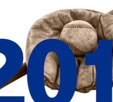 Go Cubs! Sticker