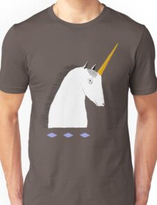 Skeptical Unicorn  T-Shirt