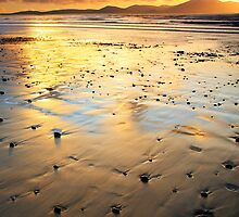 banna beach co kerry ireland.. by Terry O Keeffe