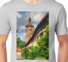 Klingen Gate and City Walls Unisex T-Shirt