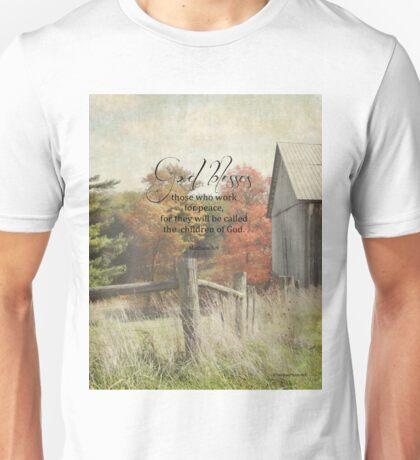 God blessses Unisex T-Shirt