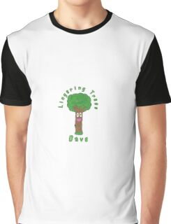 Lingering Trees [Dave] Graphic T-Shirt