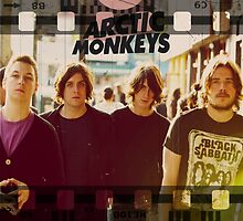 Arctic Monkeys Humbug by RockandRoll Maker