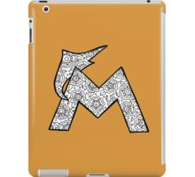 miami marlins logo iPad Case/Skin