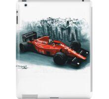 1989  Ferrari F1-89 iPad Case/Skin