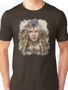 Epic Princess Zelda Painting Portrait Unisex T-Shirt