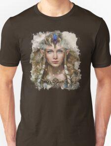 Epic Princess Zelda Painting Portrait T-Shirt