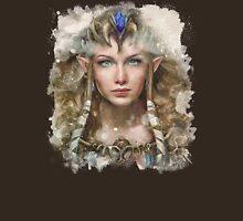 Epic Princess Zelda Painting Portrait T-Shirt