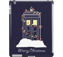 Christmas Sci-Fi - I iPad Case/Skin
