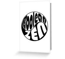 Boolean Zen Greeting Card