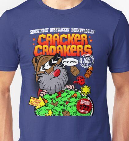 Cracker Croakers Unisex T-Shirt