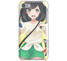 Starters Sun & Moon + Trainer iPhone Case/Skin