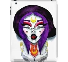 The Witch Alien Princess iPad Case/Skin