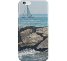Sails and Stairs iPhone Case/Skin